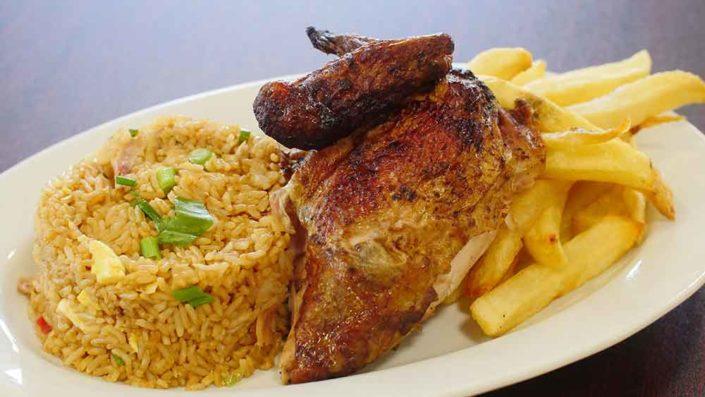 Quarter Chicken Mostrito